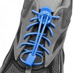 lock laces blue triathlon laces