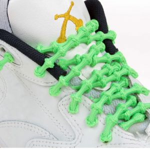 Xtenex Laces X300 neon green Triathlon Laces